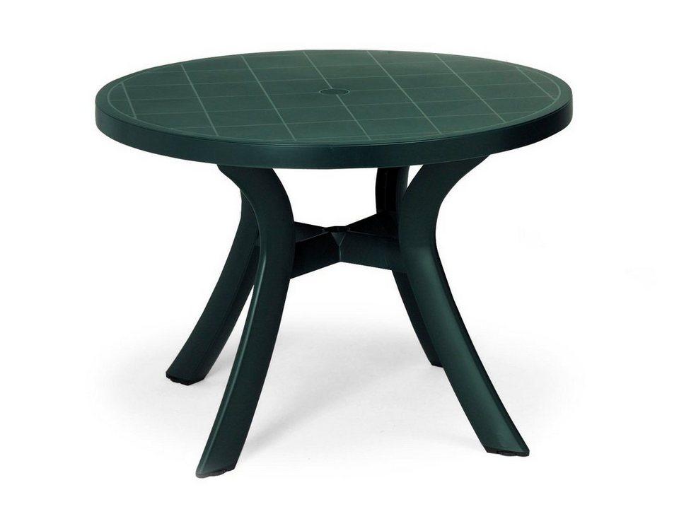 Tisch »Kansas« in grün