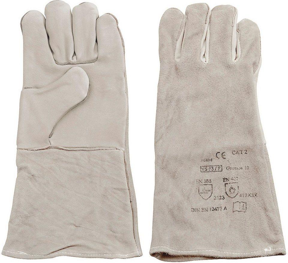 Kwb Tools Handschuhe in grau