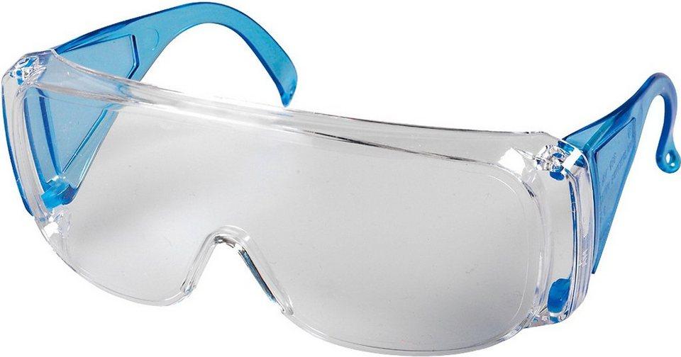 Kwb Tools Schutzbrille in blau