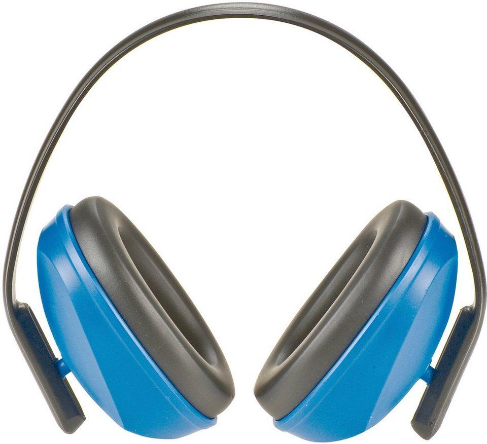 Bügelgehörschutz in blau