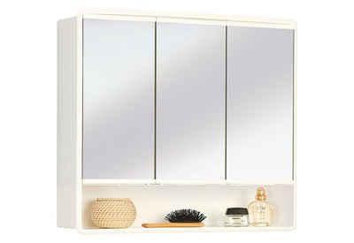 spiegelschrank mit beleuchtung holz, spiegelschrank 50 cm online kaufen | otto, Innenarchitektur