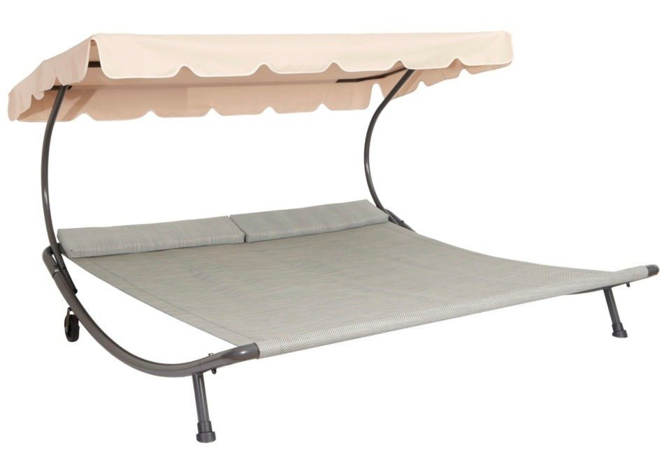 leco doppelliege stahl textil online kaufen otto. Black Bedroom Furniture Sets. Home Design Ideas