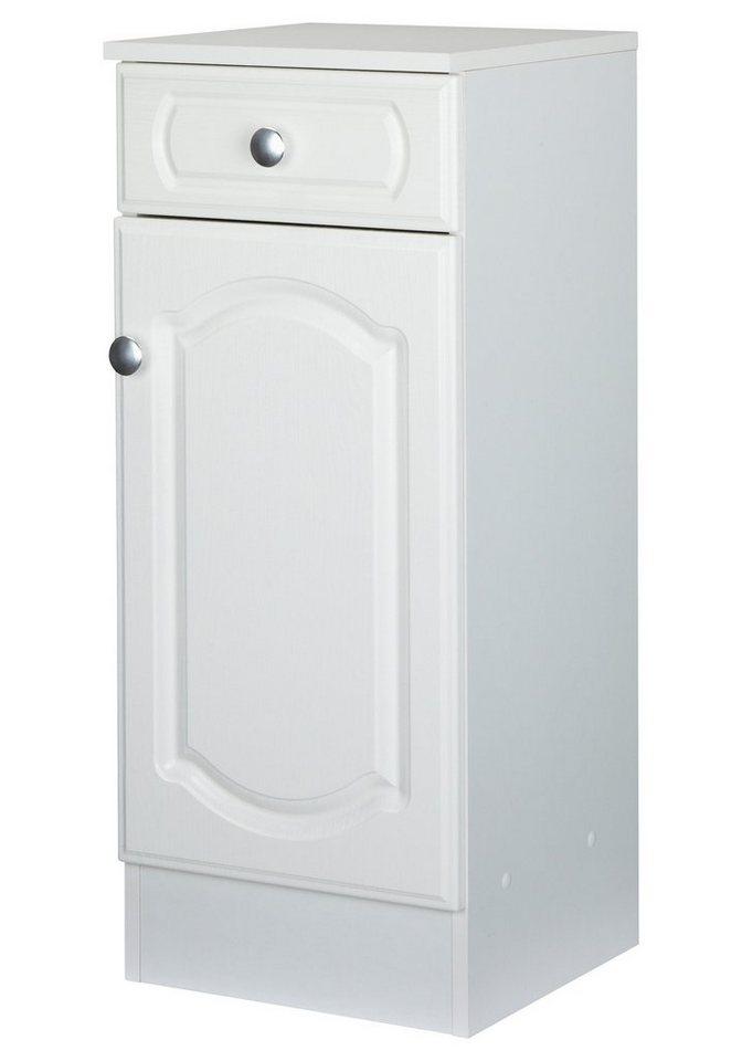 Held Möbel Unterschrank »List«, Breite 35 cm in weiß