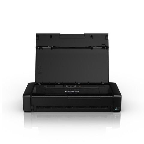 Epson Mobiler Business-Drucker »Workforce WF-100W (C11CE05402)« in schwarz