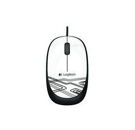 Logitech Maus »Mouse M105 White - 910-002941«