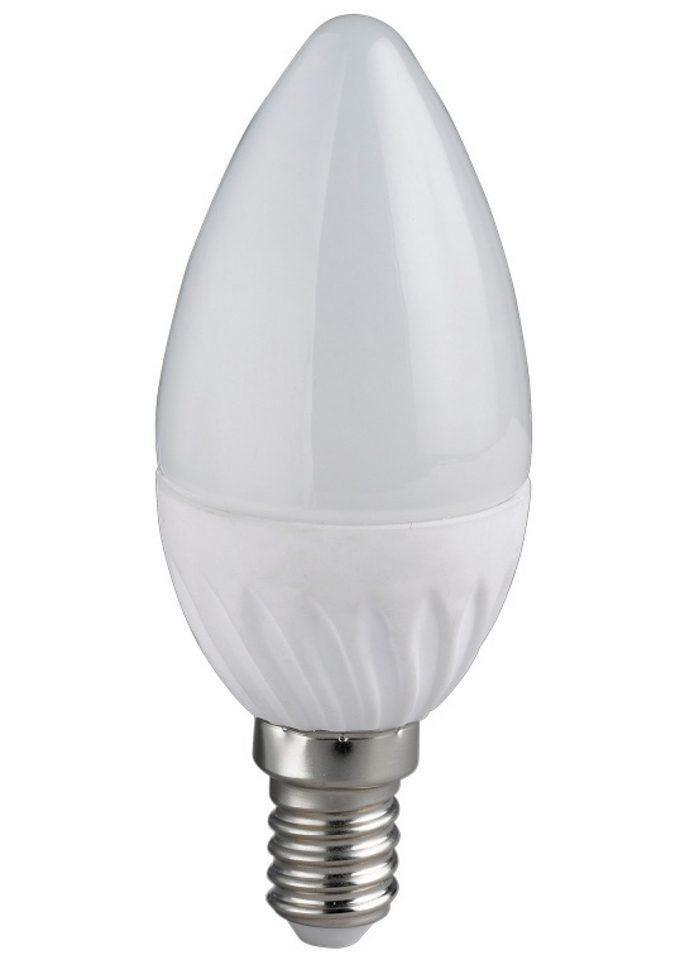 LED-Leuchtmittel, 3er Pack.,Trio, E 14