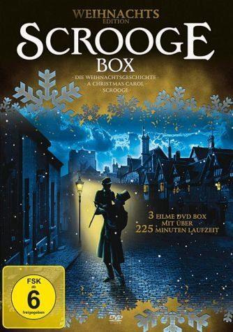 DVD »Scrooge Box«