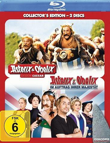 Blu-ray »Asterix & Obelix gegen Cäsar / Asterix &...«