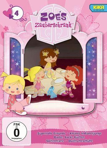 DVD »Zoés Zauberschrank 04«