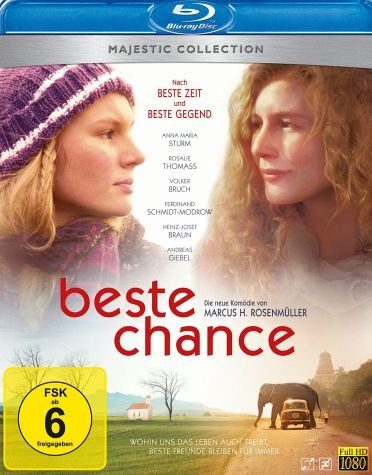 Blu-ray »Beste Chance«