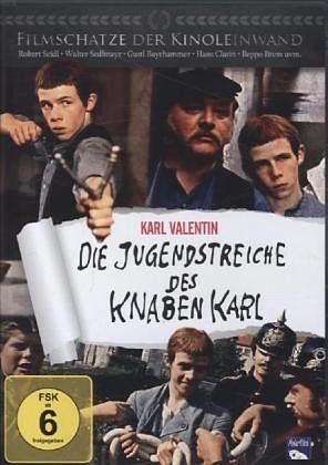 DVD »Die Jugendstreiche des Knaben Karl«