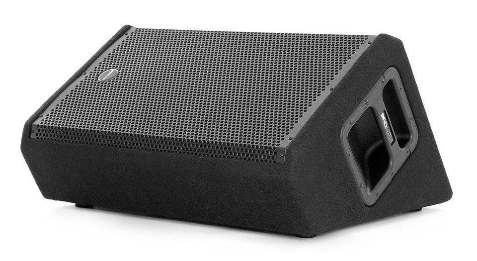 Invotone Lautsprecher »AS 12MA« in schwarz