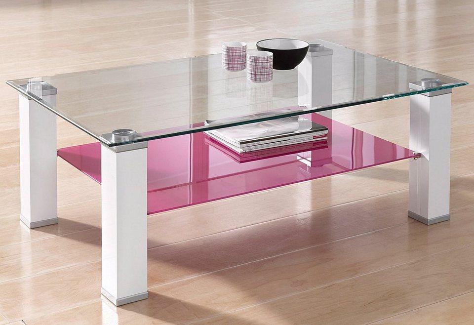 Glastisch online kaufen tisch mit glasplatte otto for Glasplatte mit motiv