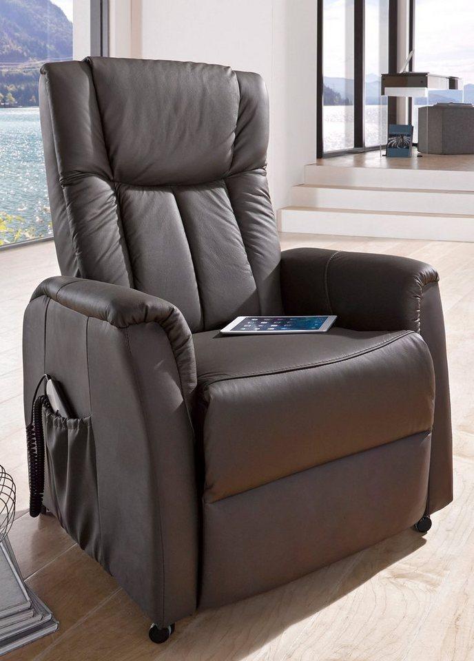 Duo Collection Tv Sessel Mit Motor Und Aufstehhilfe Online Kaufen