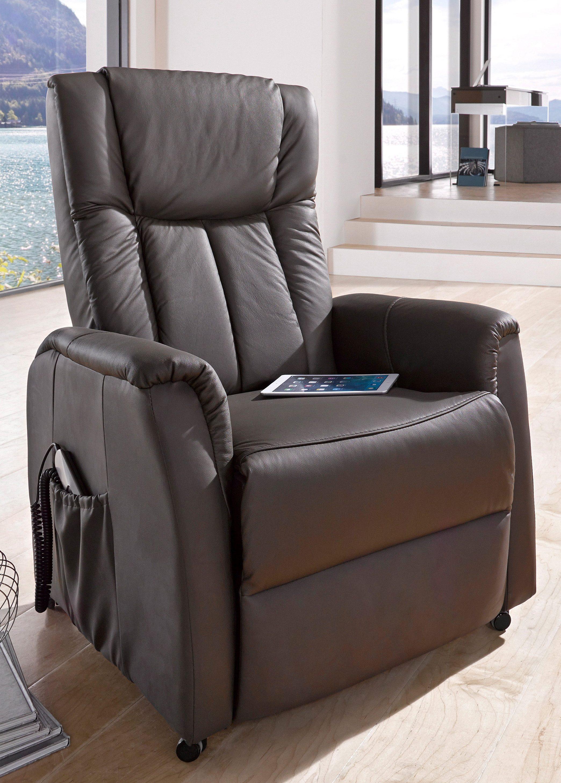 TV-Sessel mit Motor und Aufstehhilfe