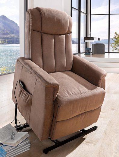 fernsehsessel duo collection elektrisch mit aufstehhilfe online kaufen otto. Black Bedroom Furniture Sets. Home Design Ideas