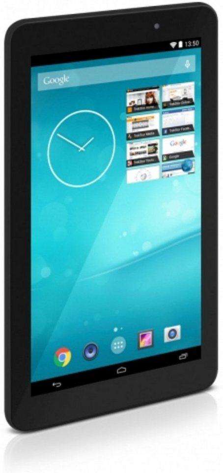 TrekStor Tablet »Surftab breeze 7.0 quad, 17,7cm (7'')« in Schwarz