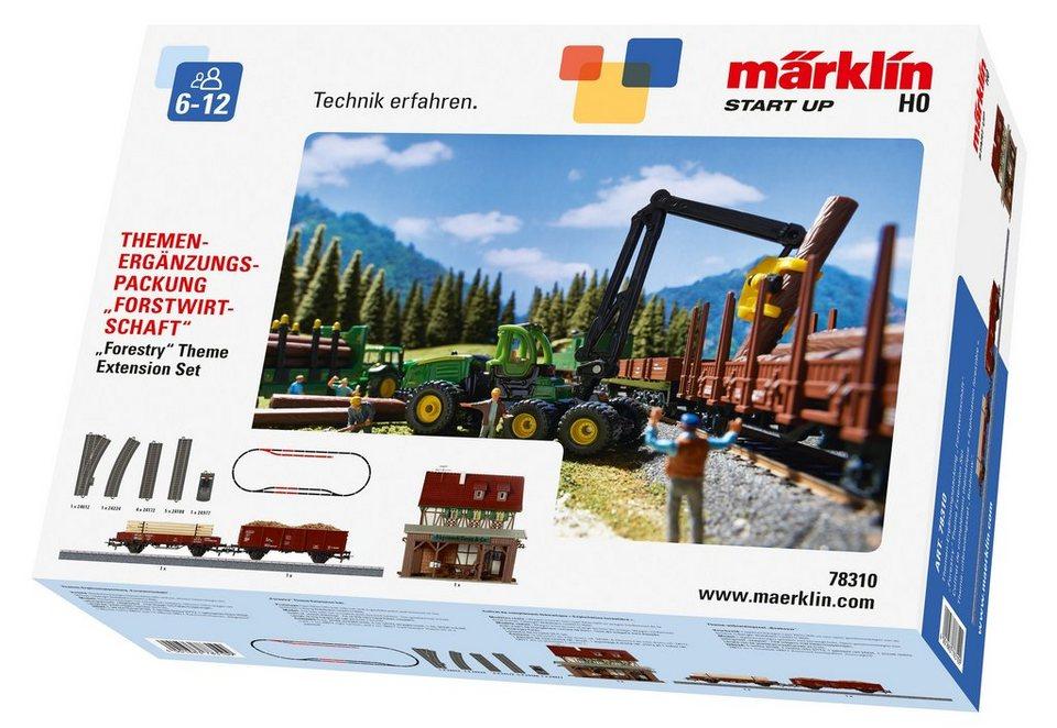 Märklin Ergänzungspackung, »Märklin Start up - Forstwirtschaft - 78310«