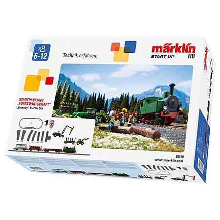 Zug-Startpackung, » Märklin Start up - Forstwirtschaft - 29310«, Märklin