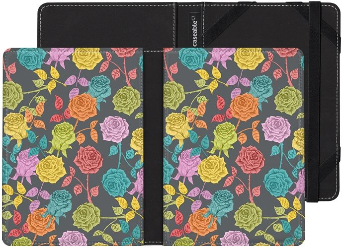 caseable Design Hülle / Case / Cover für PocketBook Touch 622