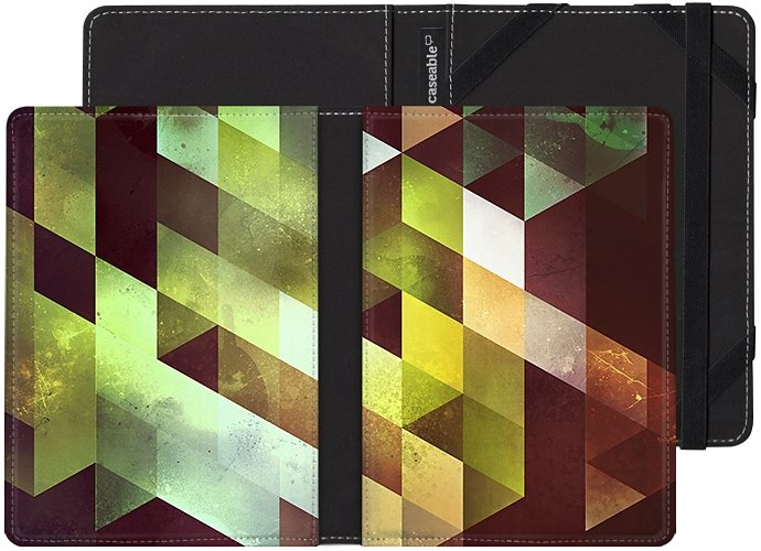 caseable Design Hülle / Case / Cover für TrekStor eBook Reader Pyrus 2 LE