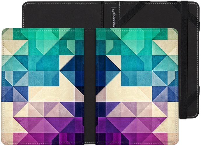 caseable Design Hülle / Case / Cover für PocketBook Touch Lux