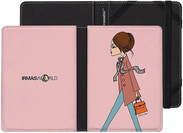 caseable Design Hülle / Case / Cover für PocketBook Touch Lux 2