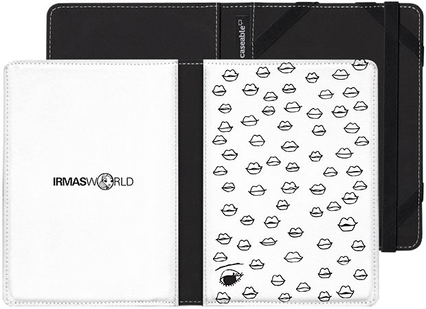 caseable Design Hülle / Case / Cover für TrekStor eBook Reader 3.0