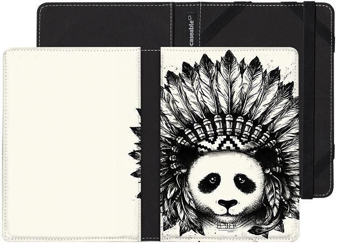 caseable Design Hülle / Case / Cover für Amazon Kindle 4