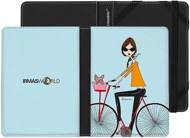 caseable Design Hülle / Case / Cover für Amazon Kindle Touch
