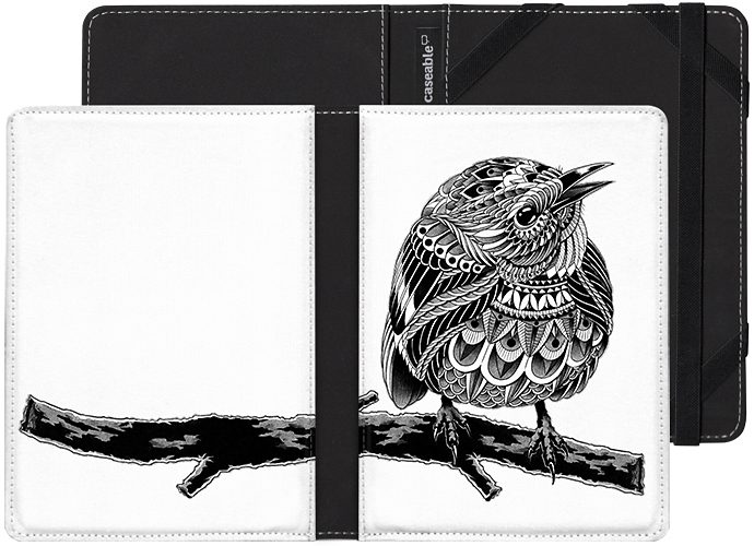 caseable Design Hülle / Case / Cover für Amazon Kindle 4