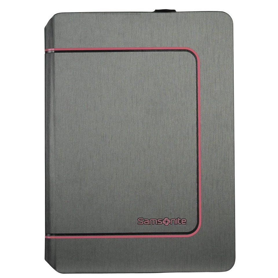 Samsonite Tabzone Color Frame Tab 10.1 Tablet Case 17 cm in black red