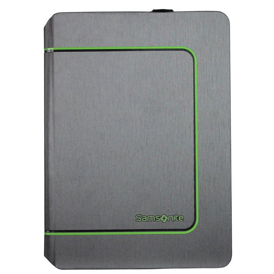 Samsonite Tabzone Color Frame Tab 10.1 Tablet Case 17 cm in grey green