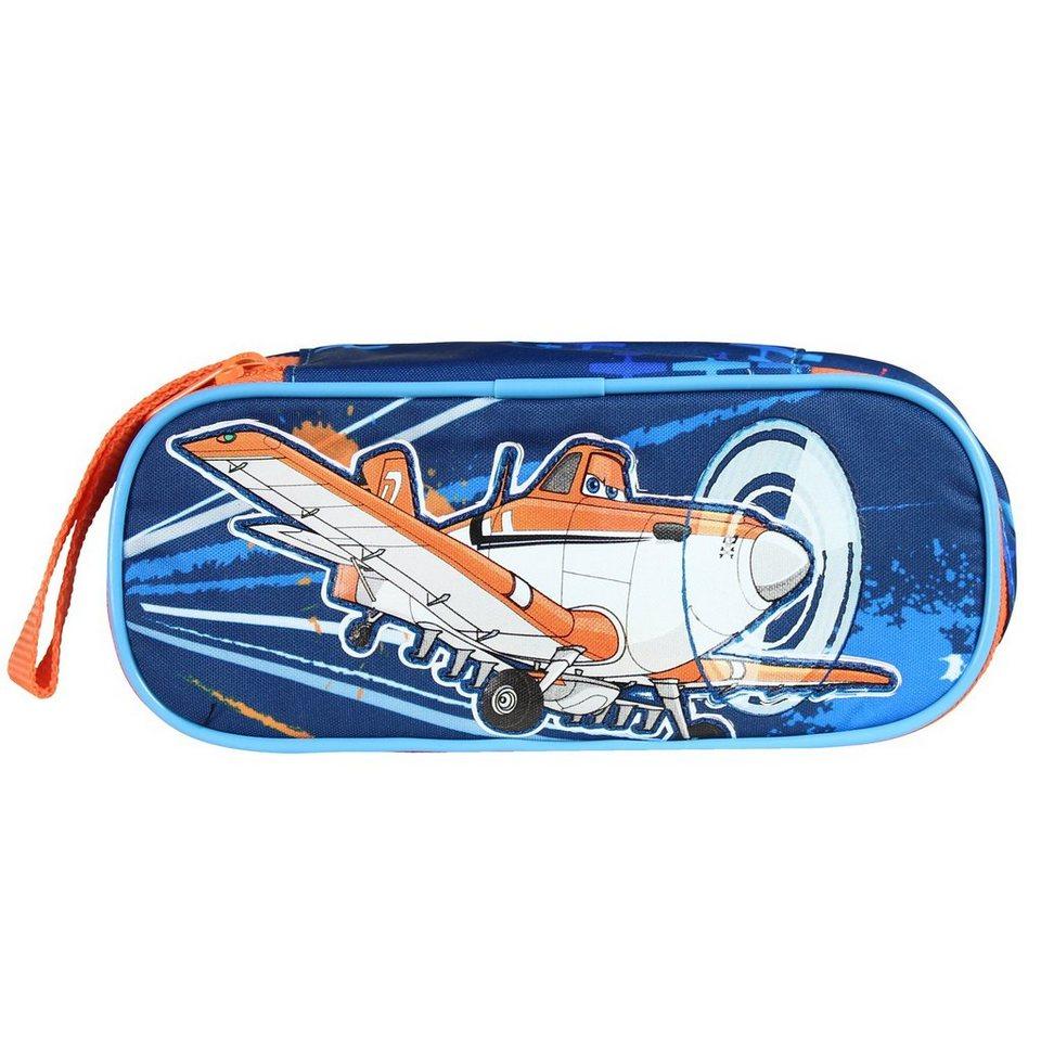 Samsonite Disney Wonder Pen Case Schlampermäppchen 21 cm in planes contrails
