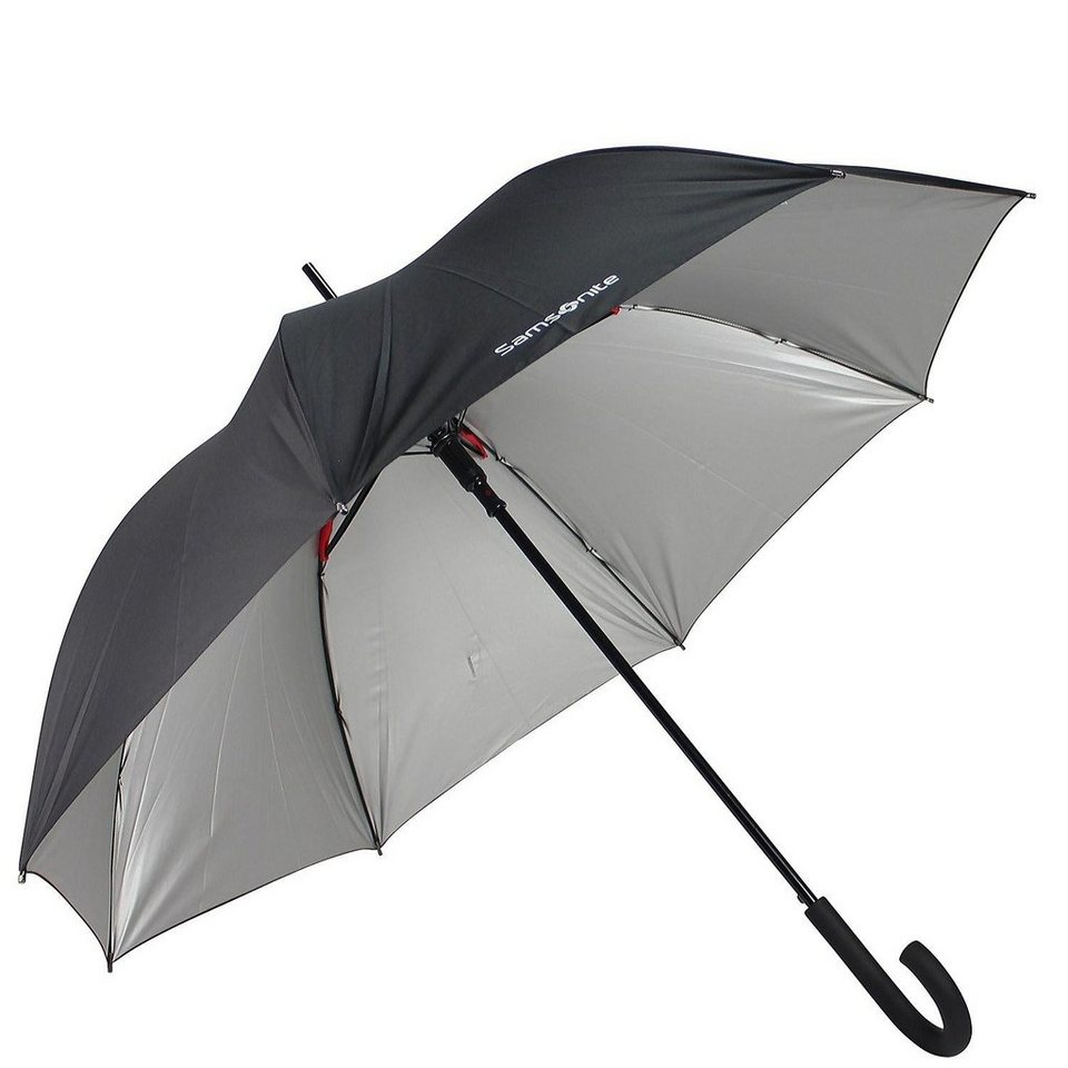 Samsonite Accessoires Rainsport Stockschirm 92 cm in black