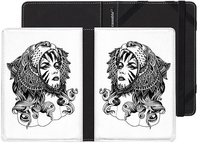 caseable Design Hülle / Case / Cover für Sony Reader PRS-T2