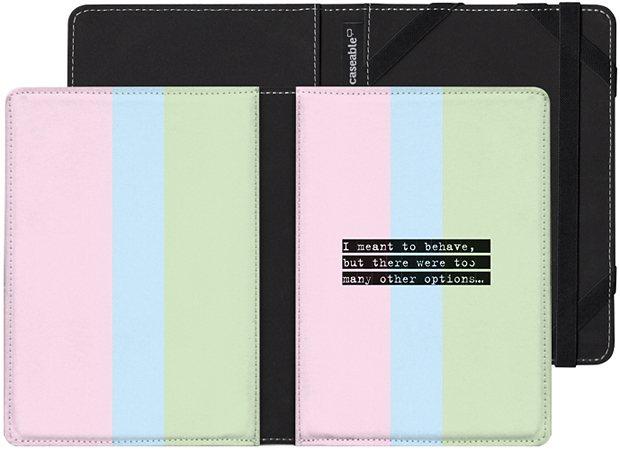 caseable Design Hülle / Case / Cover für TrekStor eBook Reader 3.0