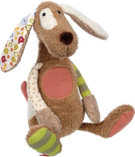 Sigikid Kuscheltier »Patchwork Sweety Hund«, Made in Europe