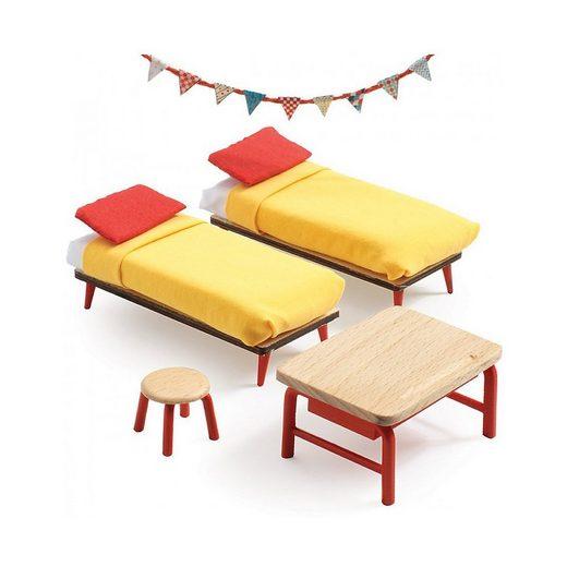 DJECO Puppenhausmöbel »Puppenhaus - Kinderzimmer«