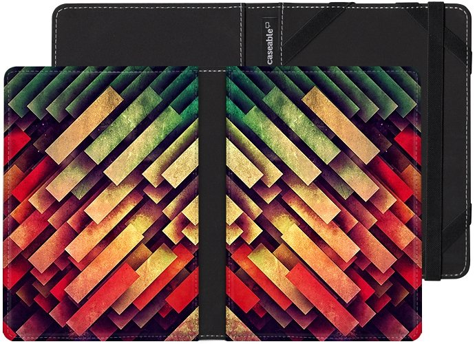 caseable Design Hülle / Case / Cover für PocketBook Touch Lux 2