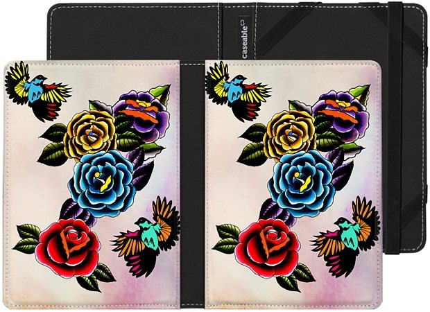 caseable Design Hülle / Case / Cover für tolino shine