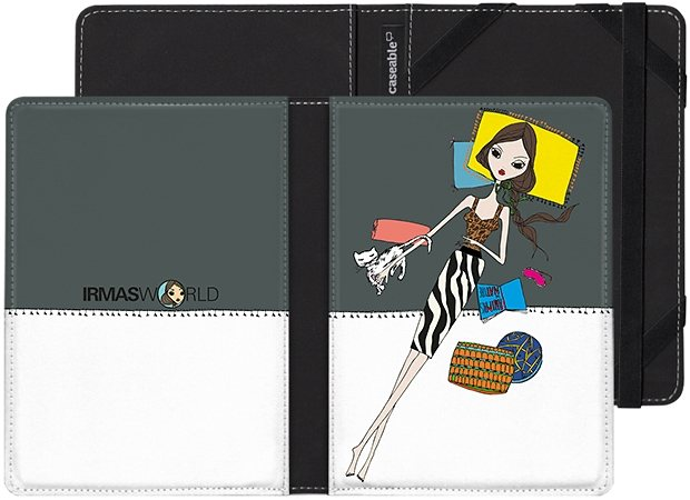 caseable Design Hülle / Case / Cover für PocketBook Basic