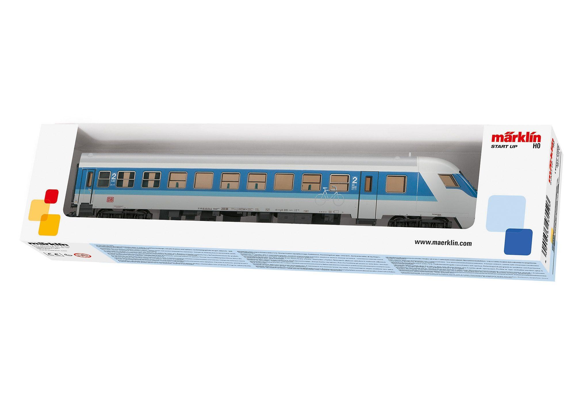 Märklin Personenwagen, »Märklin Start up - Steuerwagen - 43550«