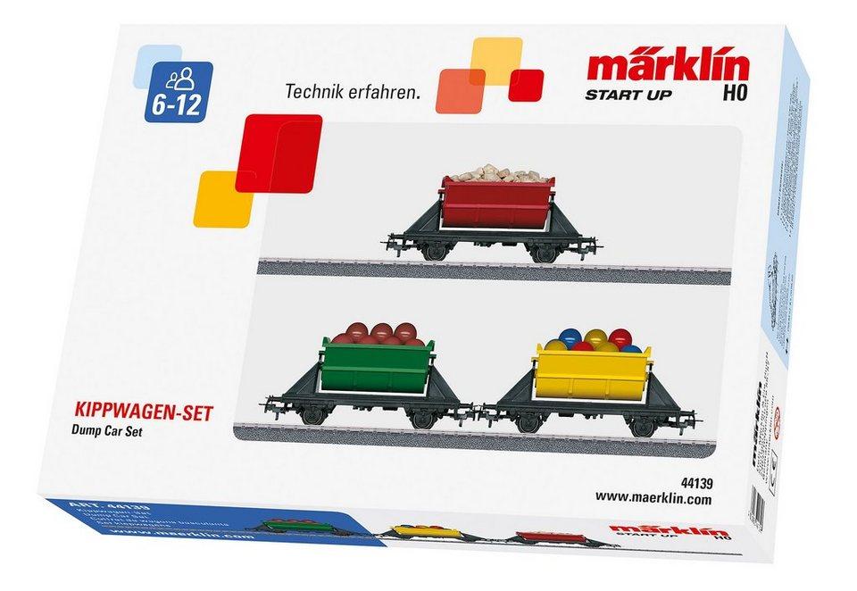Märklin Ergänzungswagen-Set, » Märklin Start up - Kippwagen - 44139«