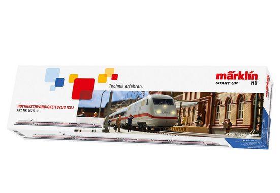 Märklin Modelleisenbahn-Set »Märklin Start up - Hochgeschwindigkeitszug ICE 2 - 36712«, Spur H0