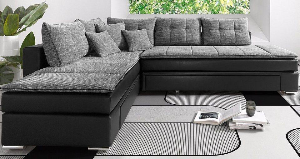 Boxspring Couch Mit Dauerschlaffunktion