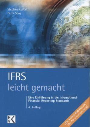 Broschiertes Buch »IFRS - leicht gemacht«