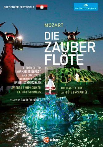 DVD »Die Zauberflöte«