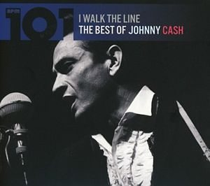 Audio CD »Johnny Cash: I Walk The Line-The Best Of...«