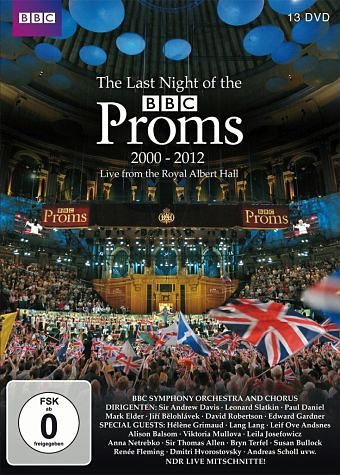 DVD »Various Artists - Last Night of the Proms...«
